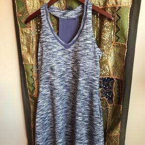 MPG Lavender Periwinkle Sport Dress